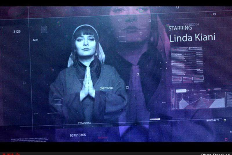 پژمان بازغی و لیندا کیانی در فیلم سینمایی بازیوو+تصویر