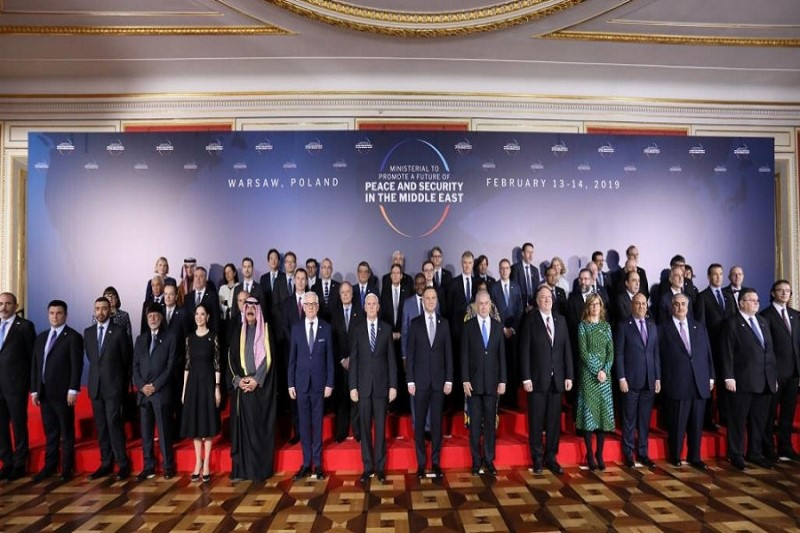 الجزیره:  اولین پس لرزه کنفرانس ورشو برای لهستان