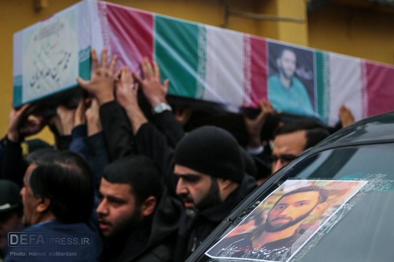 سالگرد بسیجی مدافع امنیت شهید محمدحسین حدادیان برگزار میشود