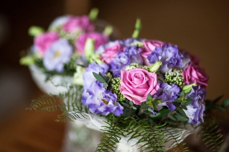 دسته گلی که پیرمرد مهربان به همسرش داد