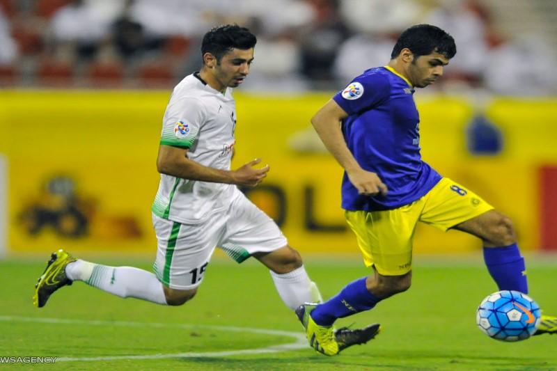 دبی میزبان ذوب آهن از النصر عربستان