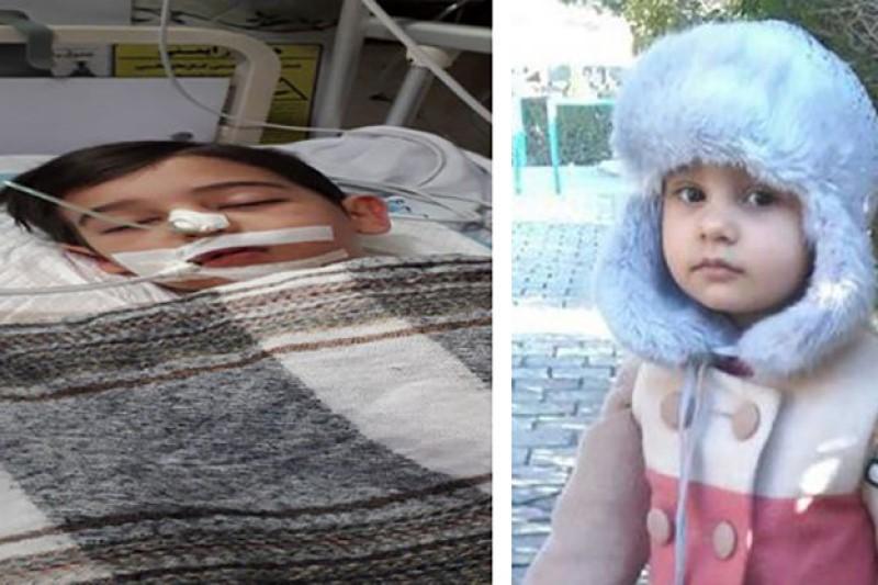 روناک و امیرعلی؛ کودکانی که داغ شیرین زبانیشان بر دل پدر و مادرشان ماندصادر شده است+تصاویر