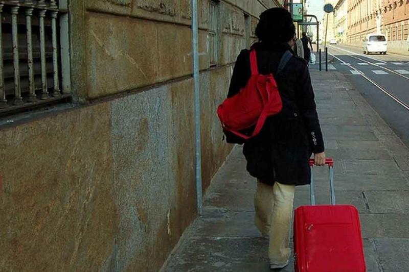 سختیهای مهاجرت بازیگر زن ایرانی+عکس