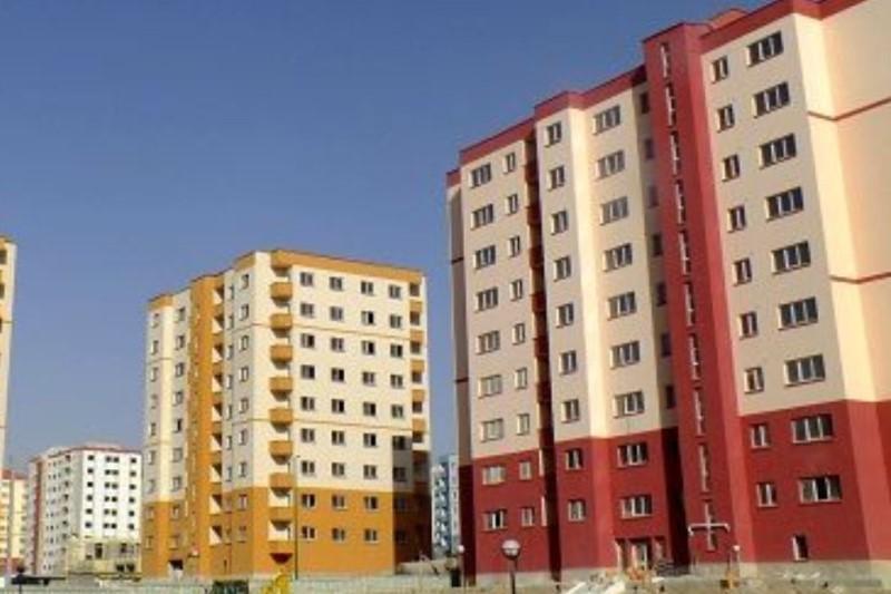 ساخت ۴۰۰ هزار واحد مسکونی در شهرهای جدید طی دو سال آینده