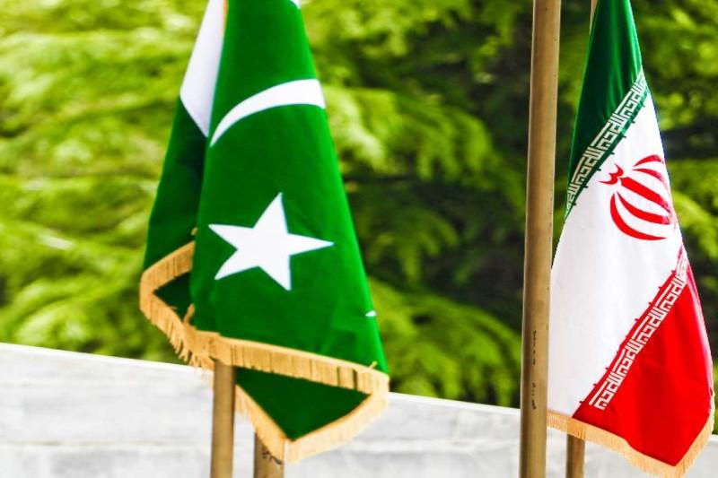 حصار در امتداد مرز ایران و پاکستان