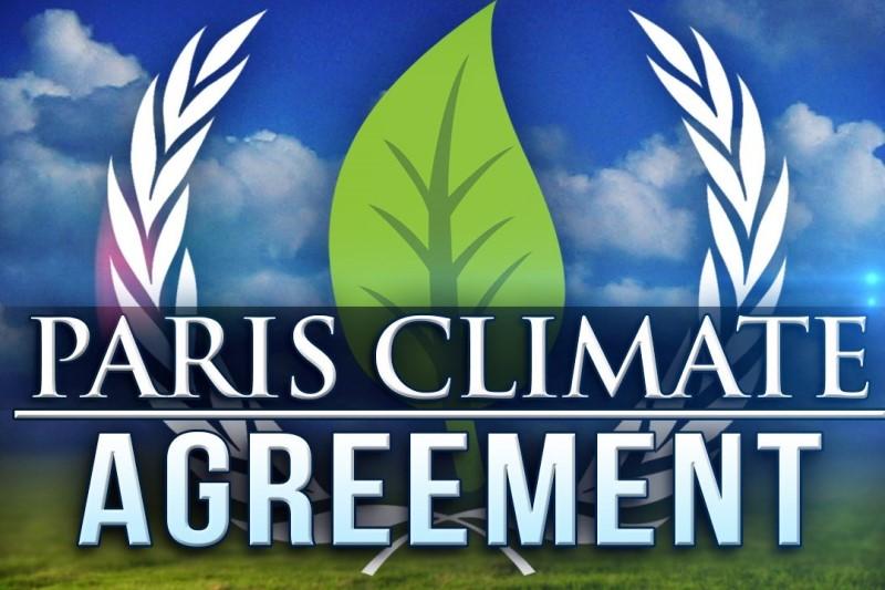 الگوهای کاهش انتشار توافق تغییر اقلیم پاریس
