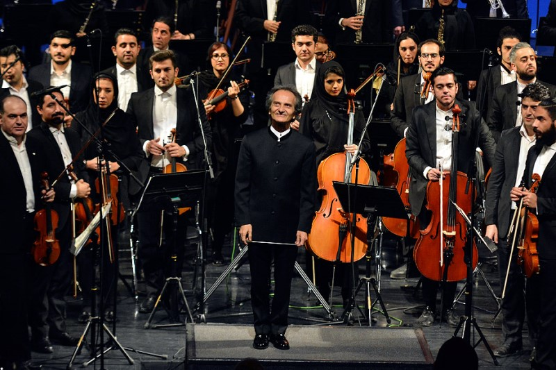 اجرای سمفونی بتهوون در تهران همزمان با سالروز تولدش