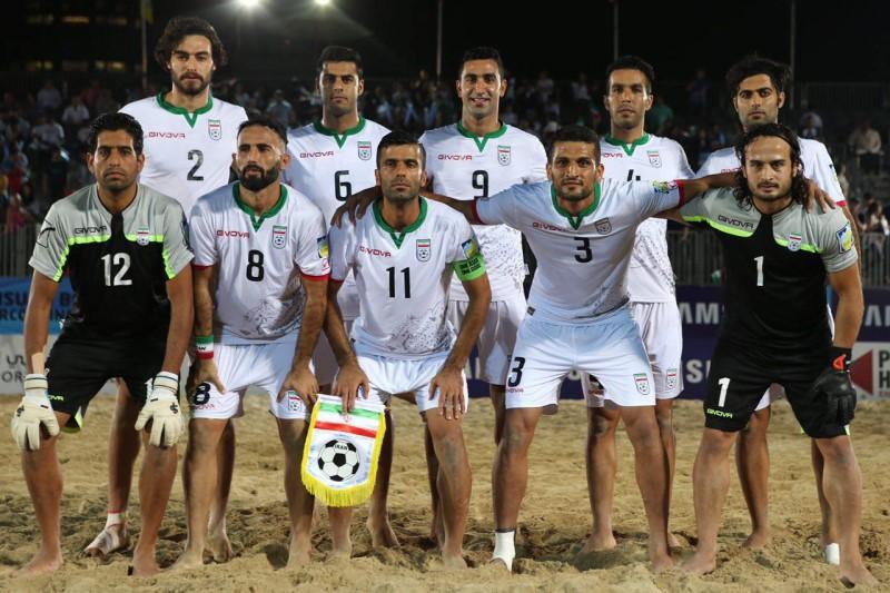 اعزام تیم ملی فوتبال ساحلی به مسابقات آسیایی