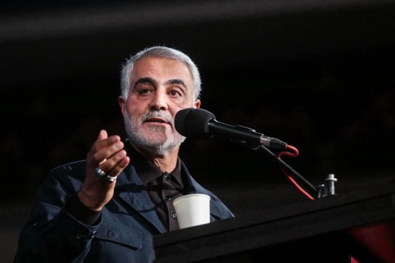 واکنش سرلشکر قاسم سلیمانی به استعفای محمدجواد ظریف