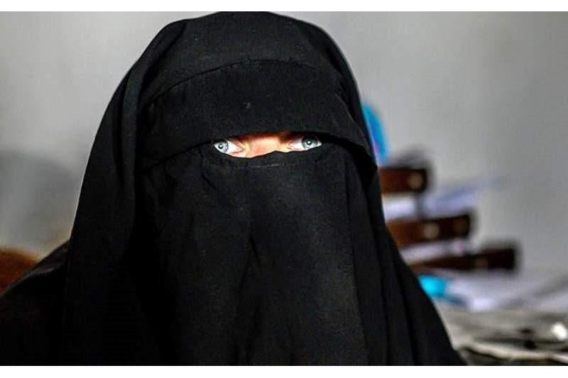 سرنوشت زن فرانسوی چشم آبی عضو داعش+تصاویر