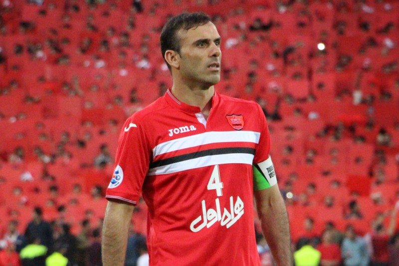 حسینی:  هیچ تیمی به اندازه ما فشرده بازی نمیکند