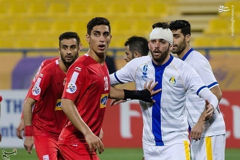 محمد نادری جایگزین شایان مصلح در ترکیب پرسپولیس