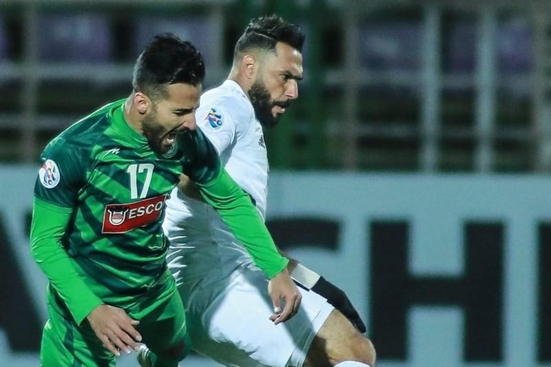 تساوی ذوب آهن و الزورا در لیگ قهرمانان آسیا