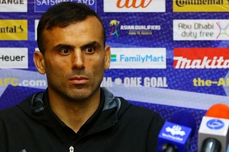 حسینی: السد تیمی بسیار خطرناک و قدرتمند است