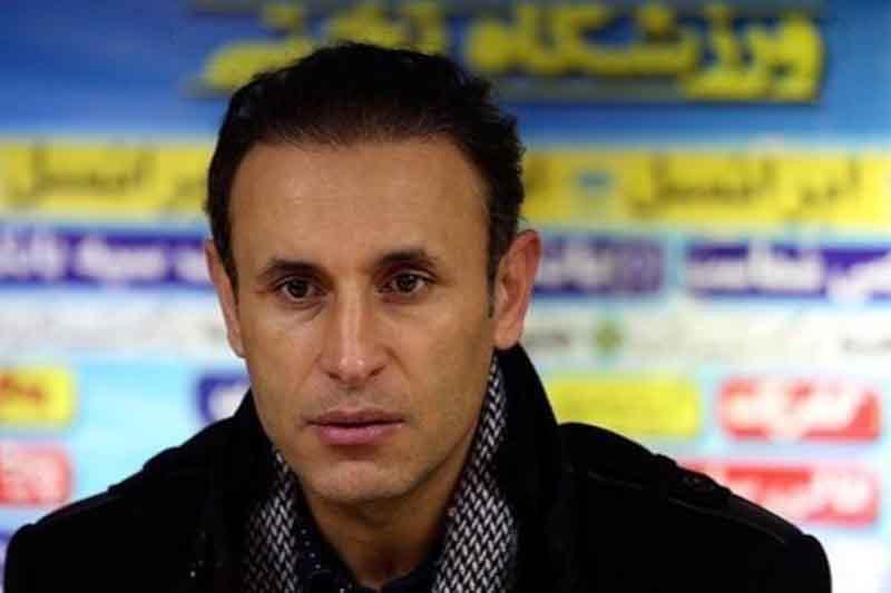 گلمحمدی:  هر جلسه تمرینی  در ورزشگاه امام رضا (ع)  رقم آن به قدری بالاست که عذاب وجدان میگیریم