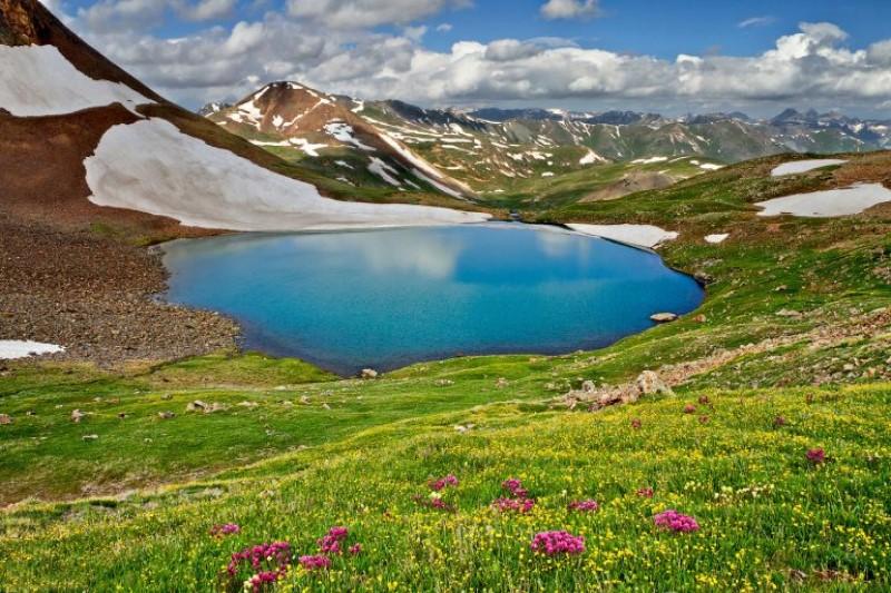 دریاچه نئور کجاست؟+تصویر