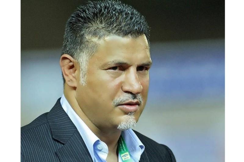 علی دایی اسطوره فوتبال ایران  برای سرمایه گذاری در ورزش اردبیل اعلام آمادگی کرد