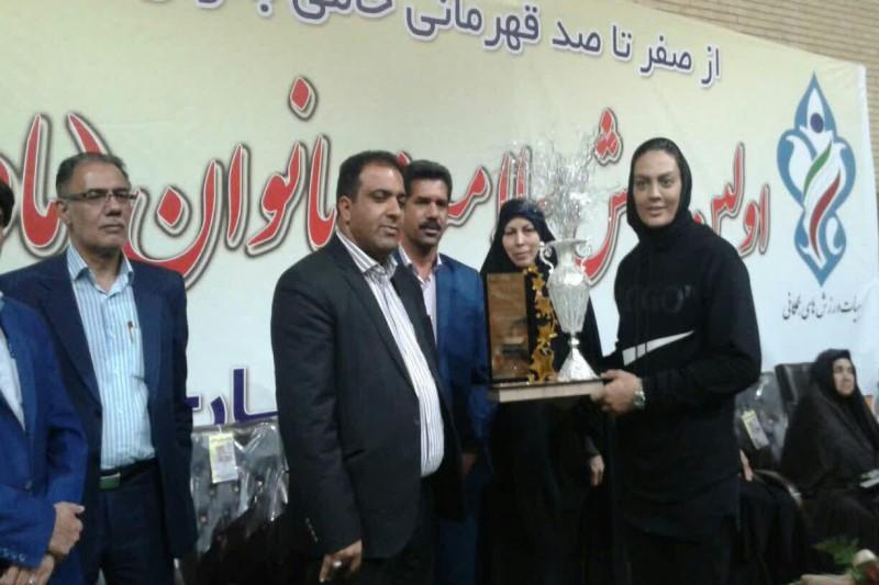 همایش سلامت بانوان در جیرفت برگزار شد