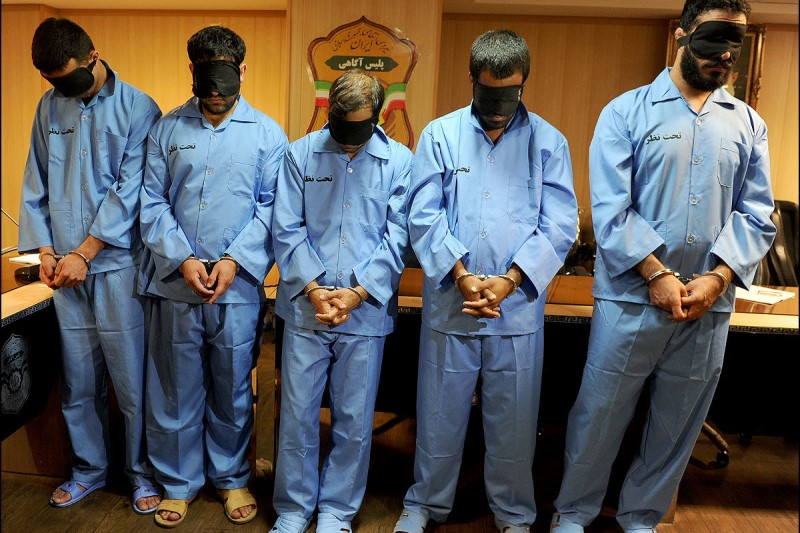 قاتلان زنجیرهای ایران+تصاویر