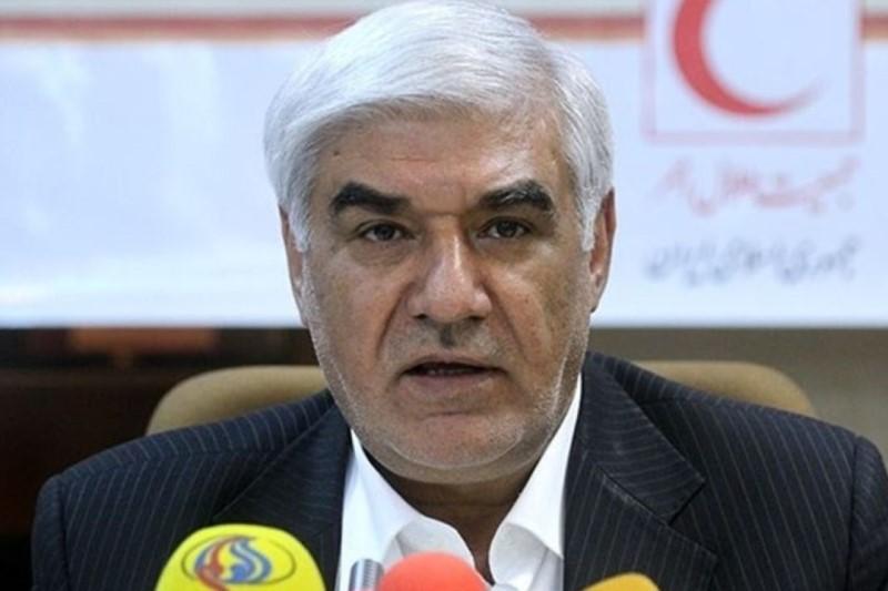 پرتاب لنگه کفش به رییس جمهور از زبان علیاصغر احمدی