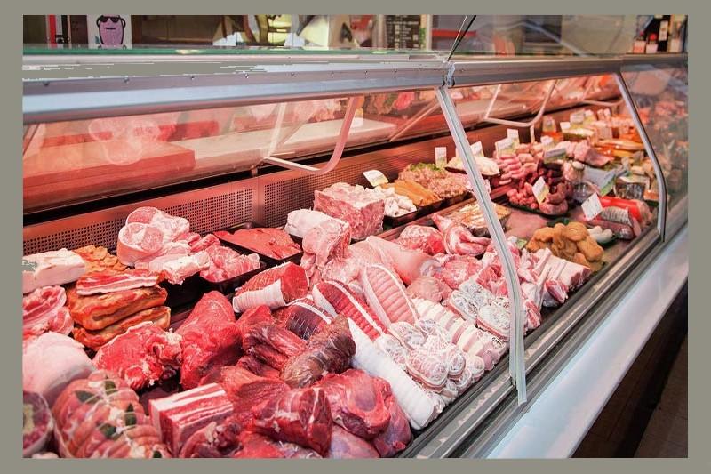 انواع گوشت گرم گوساله و گوسفندی بسته در محل، داخلی ، وارداتی ، تنظیم بازار+جدول