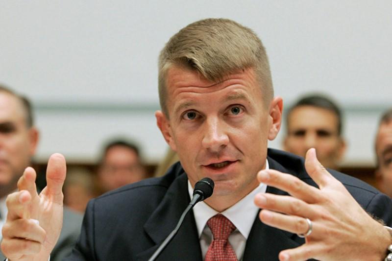 اعتراف موسس «بلکواتر» به برگذاری جلسهای با حضور ترامپ و موضوع ایران