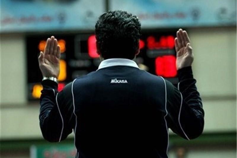 داوران قضاوت کننده در هفته بیست و دوم رقابتهای لیگ برتر فوتبال+اسامی