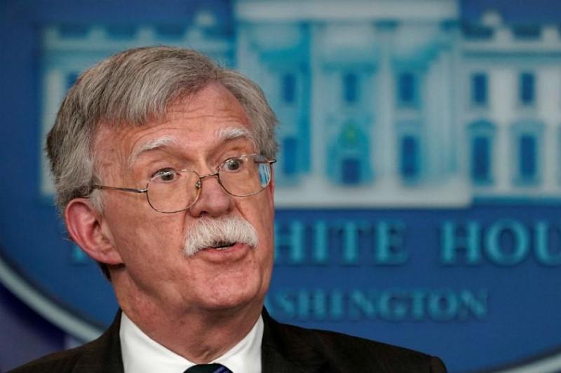 بولتون:  حفظ حضور آمریکا در عراق و سوریه برای مقابله با احتمال بازگشت داعش است