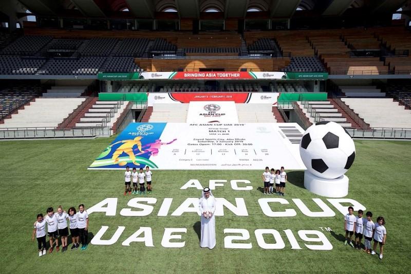 حماسه سازی اماراتیها از برگزاری جام ملتهای آسیا