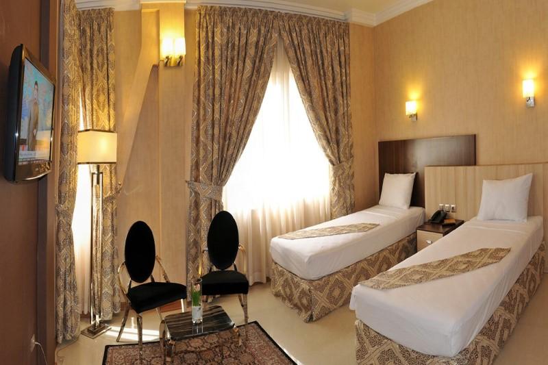 ثابت ماندن قیمت هتلهای مشهد نسبت به سال گذشته