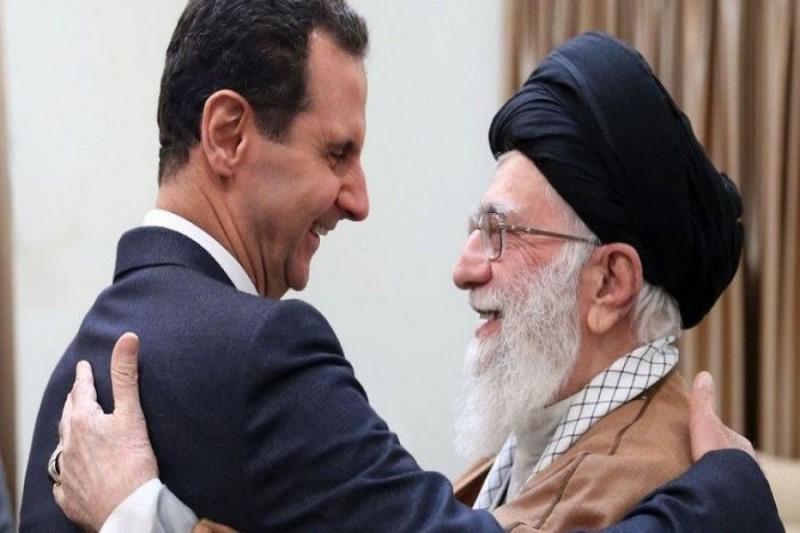 محرمانههای سفر بشار اسد به تهران