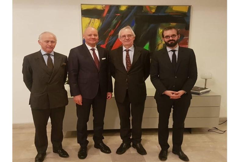 مدیر ساز و کار تجاری اینستکس  وارد تهران شد