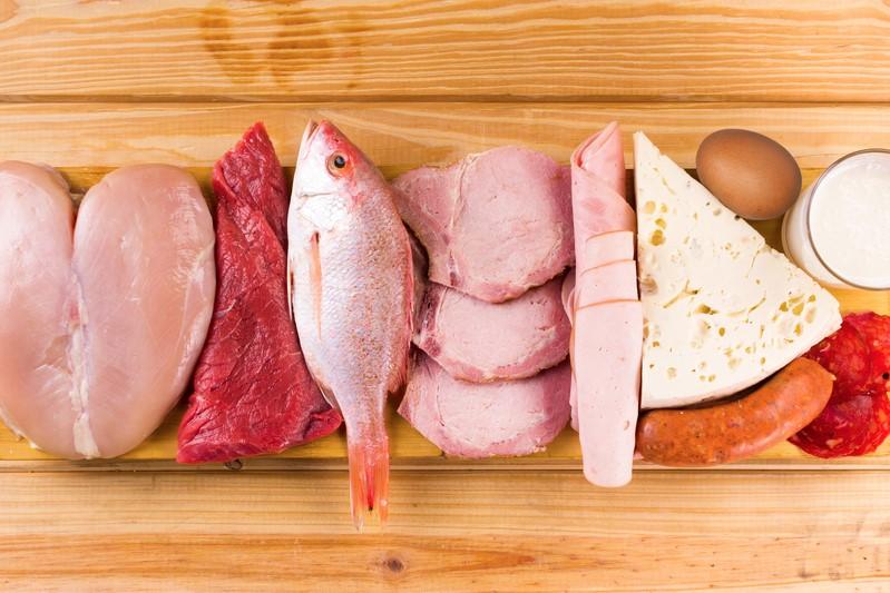 روند افزایشی  قیمت گوشت و مرغ+جدول