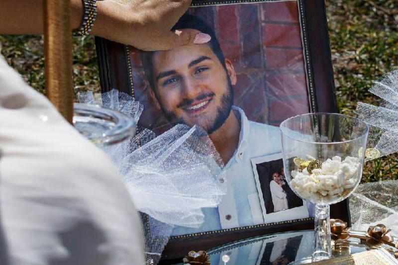 عروسی ایرانی در آمریکا با قتل داماد به عزا تبدیل شد+تصاویر