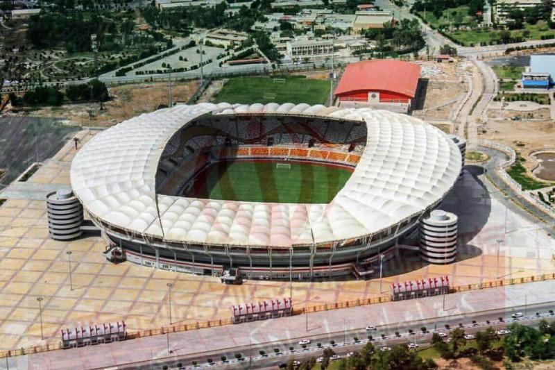 ورزشگاه شهدای فولاد در دیدار مقابل سپاهان افتتاح می شود