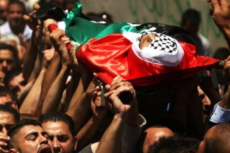 شهادت یک فلسطینی دیگر در کرانه باختری به ضرب گلوله نظامیان رژیم صهیونیستی