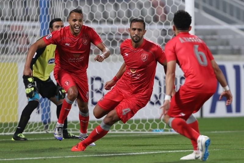 پیروزی الهلال مقابل الدحیل در لیگ قهرمانان آسیا