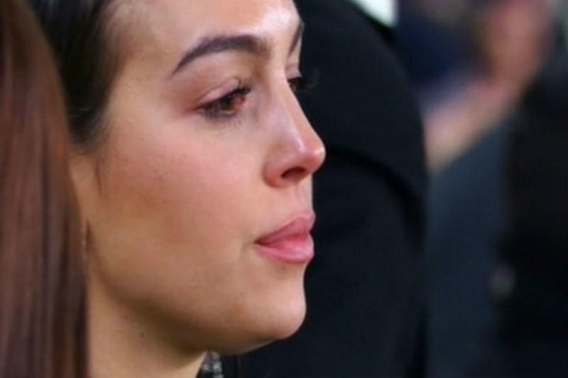 گلزنی رونالدو در شب سرنوشت ساز با اشک های همسرش همراه شد+تصاویر
