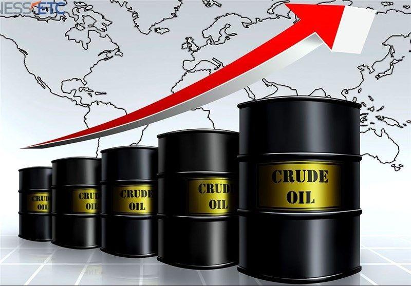 قیمت هر بشکه نفت برنت  به ۶۶ دلار و ۸۵ سنت رسید