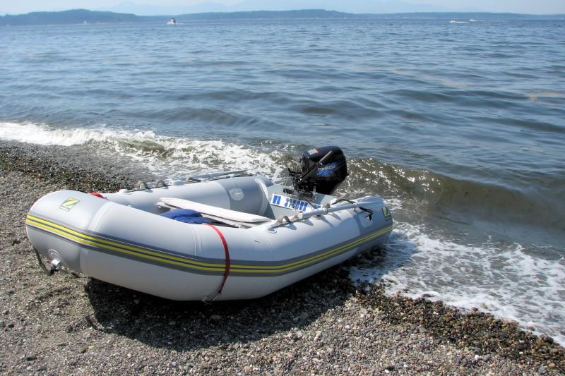 قیمت انواع قایق بادی در بازار +جدول