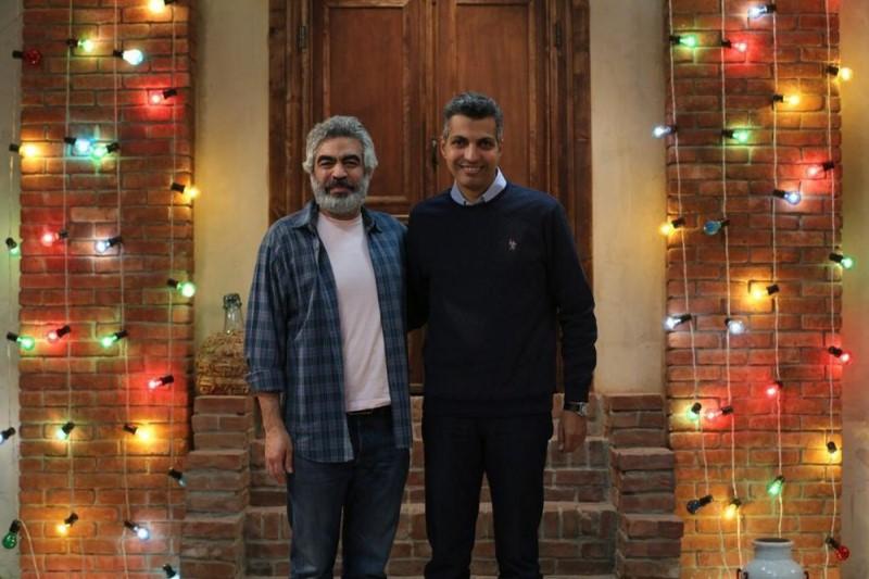 سوتی خندهدار عادل فردوسیپور+فیلم