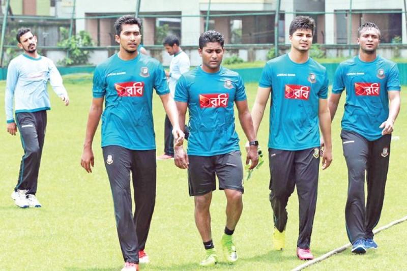 بازیکنان کریکت اهل بنگلادش از حملات تروریستی  جان سالم به در بردند