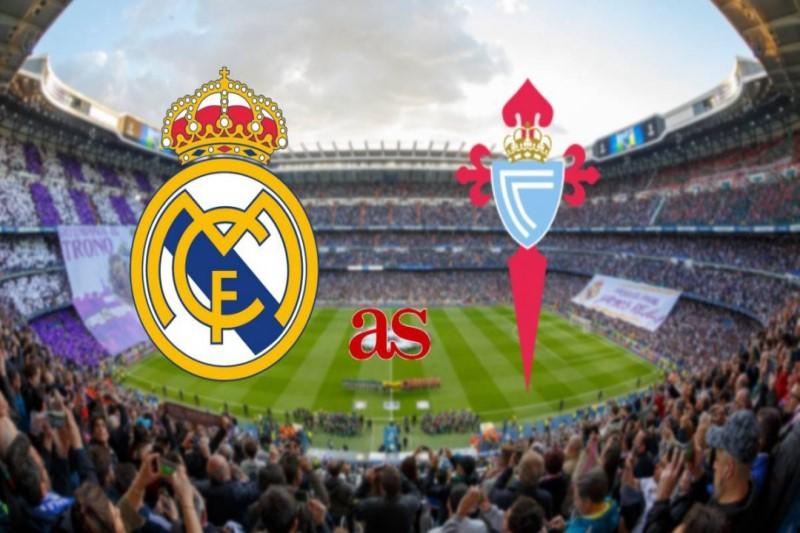 پیروزی رئال مادرید مقابل سلتاویگو