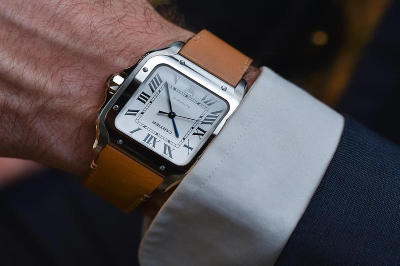 لیست قیمت انواع ساعت مچی+جدول