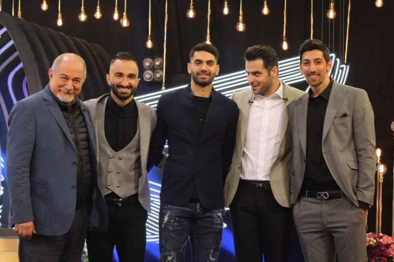 اظهارات جالب بازیکنان تیم فوتبال استقلال تهران در یک برنامه تلویزیونی