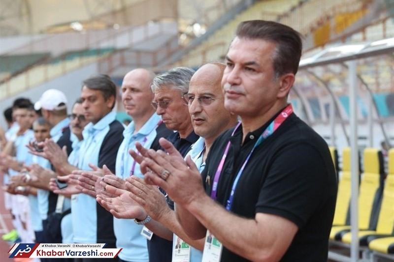 استیلی: بازیکنان و اعضای کادرفنی تیم ملی امید تاکنون پولی نگرفته اند