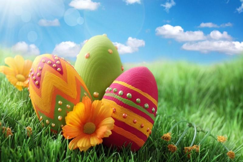 تزیین تخم مرغ به شکل فانتزی برای کودکان و سفره هفت سین