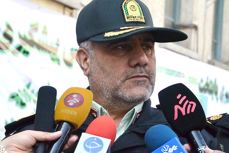 سردار  رحیمی: وضعیت هیچکدام از مجروحان وخیم نیست