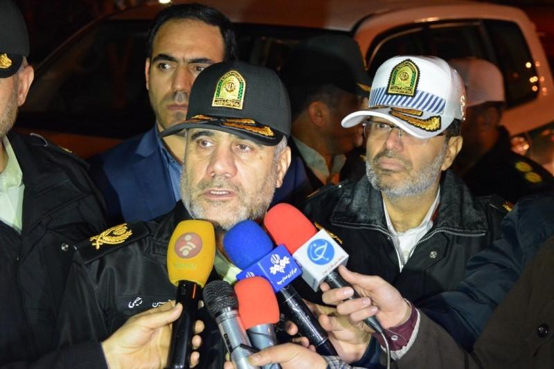 کاهش حدود ۵۰ درصد مصدومان در سطح تهران