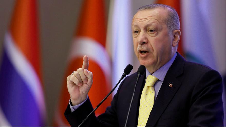 اردوغان: با اسلامهراسی باید مانند یهودیستیزی پس از هولوکاست مقابله شود